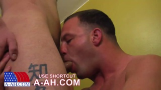 the best cumshots at all american heroes