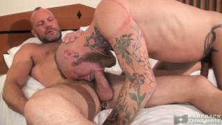 raw fuckers Chad Brock & Cy Kohen