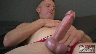 fingering his beautiful daddy hole