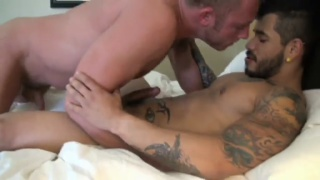 inked hotties raw fucking