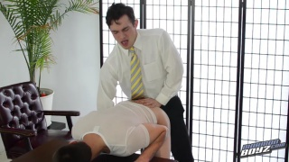 two male Mormon missionaries fuck