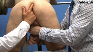 doctors have bum fun at prisoner's expensive