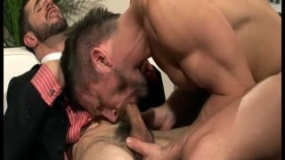 Tomas Brand Fucks Dean Monroe at the office