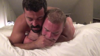 daddies fucking a cute boy