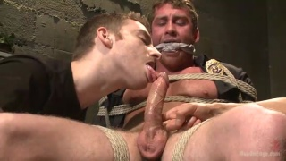 connor maguire bound and cock edged