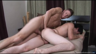 College guys fuck aggressively