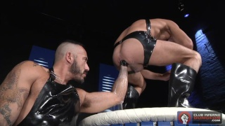 Club Inferno Dungeon's Trent Bloom & Alessio Romero