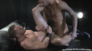 Raging Stallions Heretic - Ty Roderick & Tyler Wolf