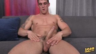 ripped stud with a big cock