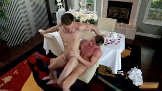 awkward! groom loves his best man
