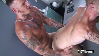inked top filling hole in threeway