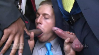 Hungry Office Worker Services 2 Dicks