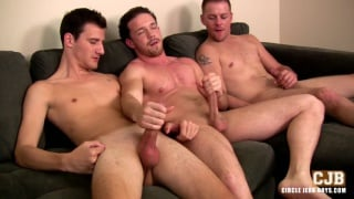 Secret amateur circle jerk that interfere