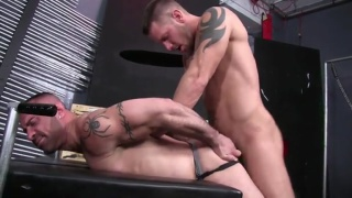 latin bottom pig gets his hole dicked