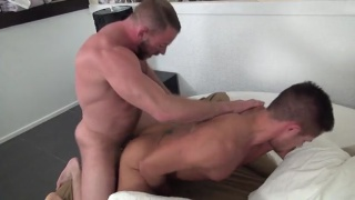shay michaels in hungry for raw hole