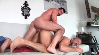 Billy Santoro & Dirk Caber flip flop fucking