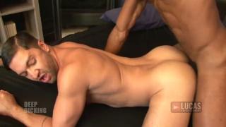 Sean Xavier shoves his long cock in Dominic Pacifico