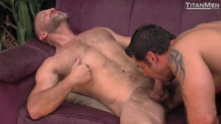 Dirk Caber Works Over Marcus Ruhl