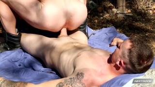 fuck dynasty - a porn parody