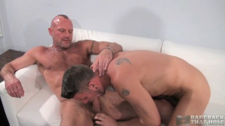Christian Matthews bottoms for Chad Brock