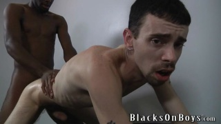 white boy drew styles fucked by black dick