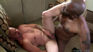 jay armstrong returns to porn and gets fucked by Diesel Washington