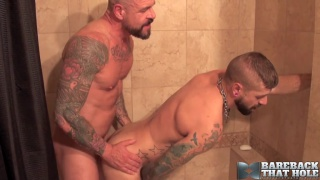 jon shield takes rocco steele's monster cock