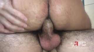 Cam Christou fucks the cum out of Gio Ryder