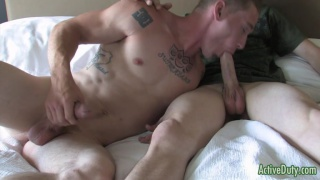 cody's first fuck scene with a guy