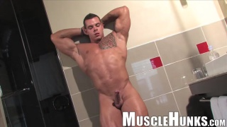 muscle boy next door norman cox