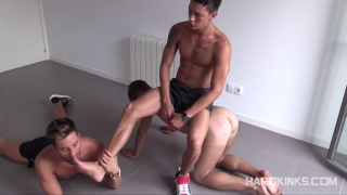 master and slave find home sweet home
