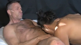 champ robinson and matt sizemore in a fourgy
