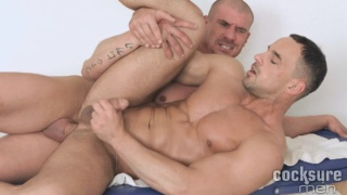 Max Bourne Bare fucks Andy West
