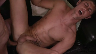 first time rhett's got a dick in his bum