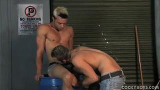 Orlando Dawson gets fucked by Nelson Troy