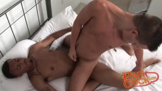 cody finds a fat thug dick to play with