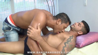 big-dicked marcelo bare fucks muslce boy