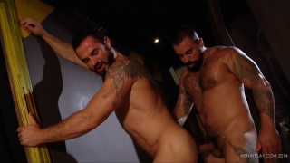 Jessy Ares is back with his real-life lover Ricky Ares