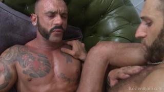 bearded spankish hunks fuck