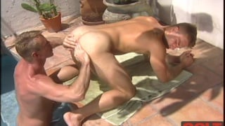 lane fuller takes chase hunter's 9-inch cock