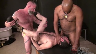 bottoms taking raw daddy cum loads
