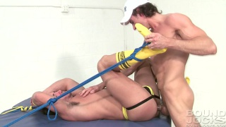 adrian long fucks bound marc dylan