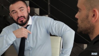 Damien Crosse bottoms for Jessy Ares