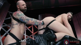 dakota wolfe pounds rogue status with his 10-inch cock