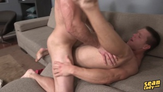rusty takes randy's big uncut dick
