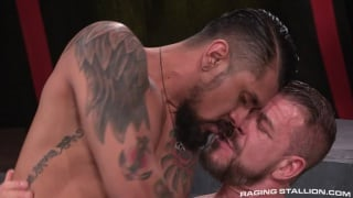 Boomer Banks bottoms for Rocco Steele