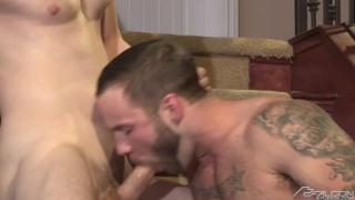 Andrew Stark fucks Chris Bines in intensity