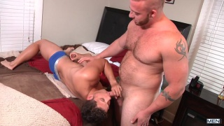 dad sells his boy's sexy ass