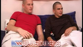 Military men gay oral action