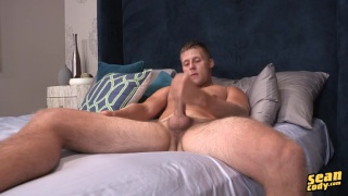 sexy stud mason beating off